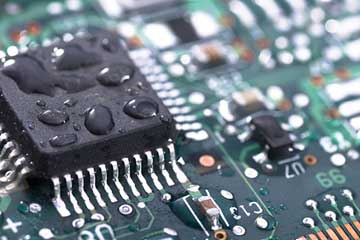 Repair of electronics and telecommunications